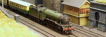 The Gresley Beat (Cliff Parsons)